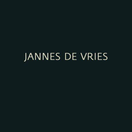 Jannes de Vries